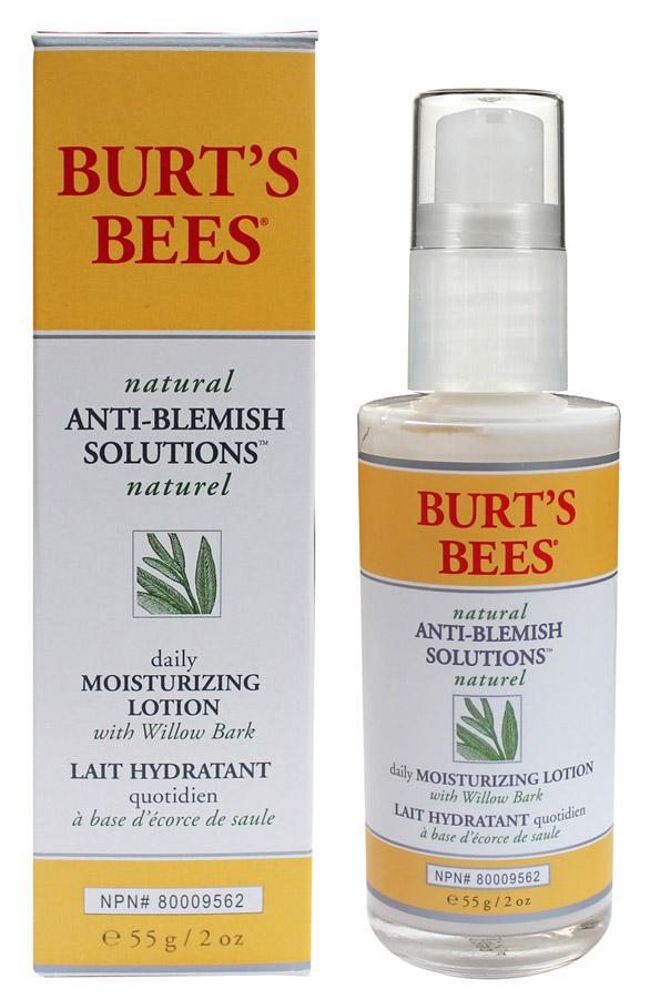 189f012c8 Burt s Bees Organic Anti-Blemish Solutions Daily MOISTURIZING LOTION ...